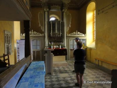 Rittergutskirche Kleinliebenau