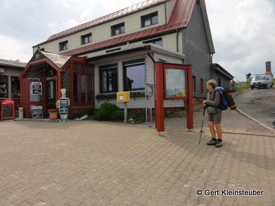 Gasthof Stöhr auf dem großen Inselsberg