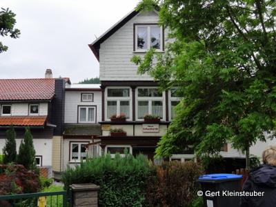 Pension in Friederichroda