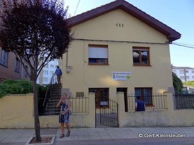 kommunale Herberge in Oviedo