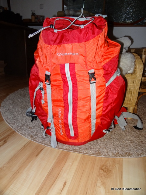 der neue Rucksack