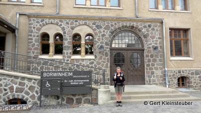 Aufbruch am Borwinheim in Neustrelitz