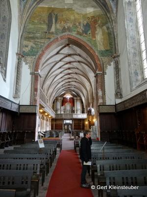 in der Dreifaltigkeitskirche