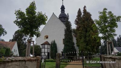 die Kirche in Buchholz