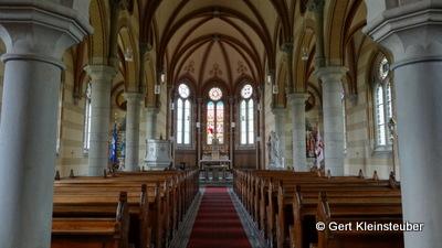 in der Pfarrkirche in Storcha