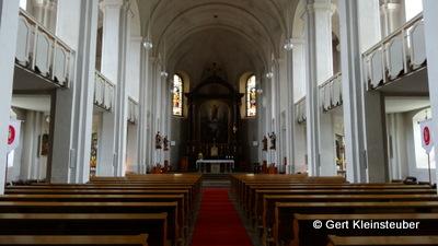 in der Pfarrkirche Crostwitz