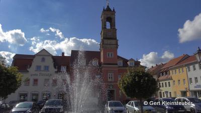 Marktplatz von Königsbrück