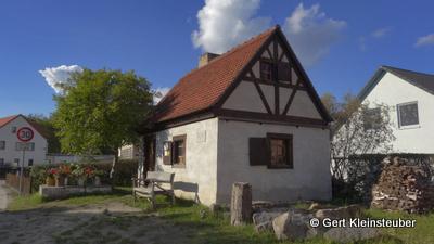 das Armenhaus in Stenz
