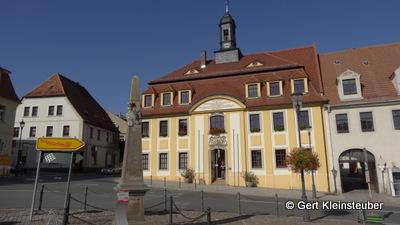 Rathaus in Strehla