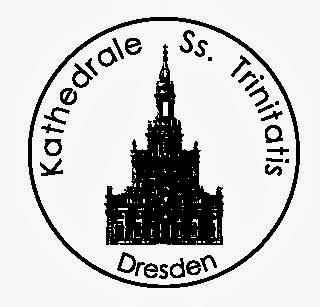 Pilgerstempel der Hofkirche Dresden