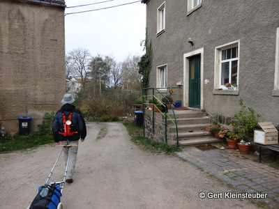 Aufbruch in Grumbach