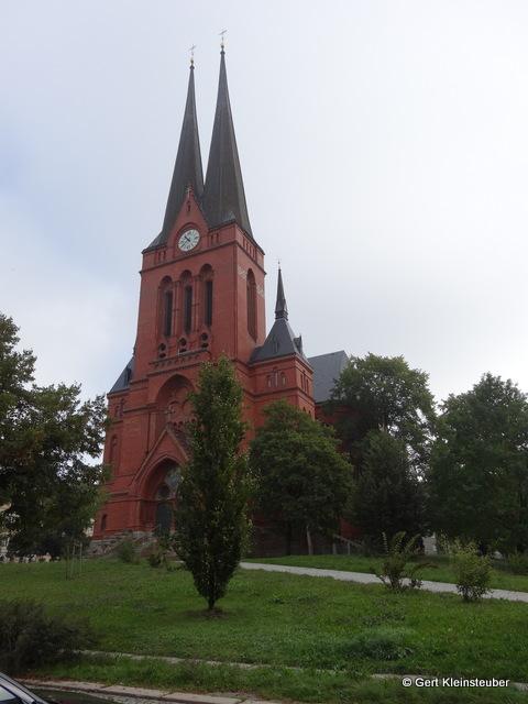 St. Markuskirche Chemnitz