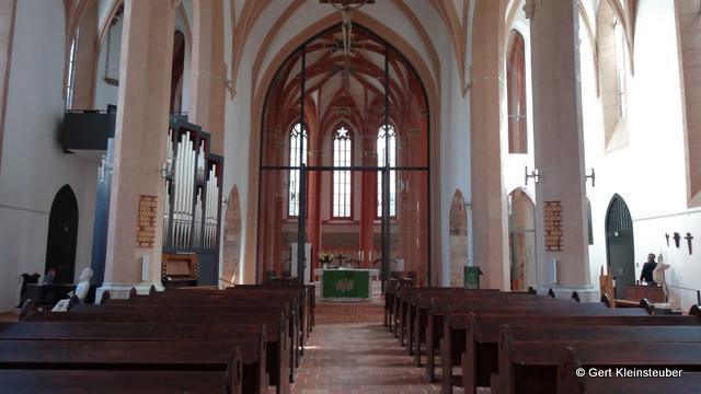 St Jakobikirche Chemnitz