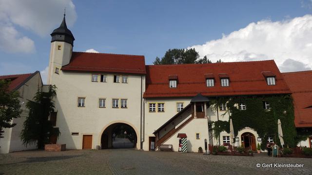 das ehemalige Rittergut