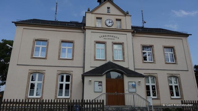 Vereinshaus Neuwiese (Ortsteil von Niederwürschnitz)