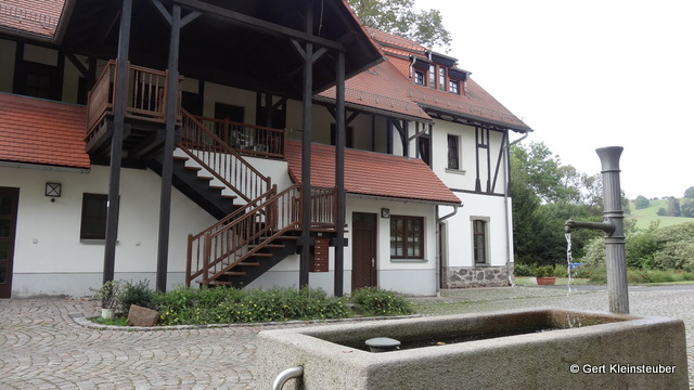 das Pfarrgut in Reinsdorf