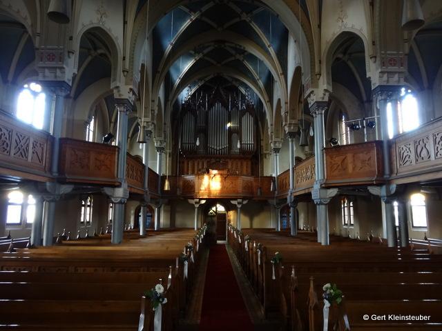 St. Jakobus in Rreinsdorf