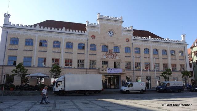 Rathaus von Zwickau