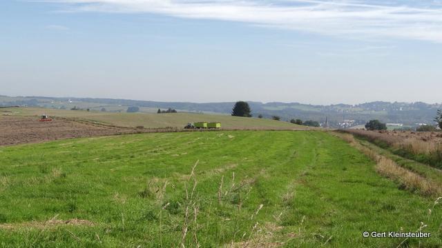 2 Kilometer hinter Lengenfeld