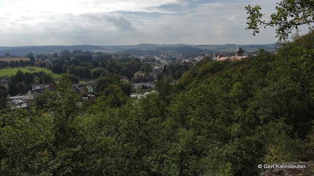 Oelsnitz und Schloss Voigtsberg