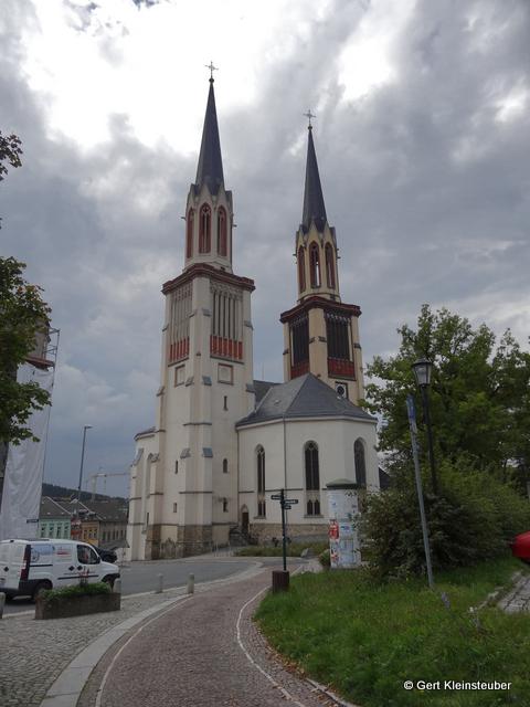 St Jakobikirche Oelsnitz