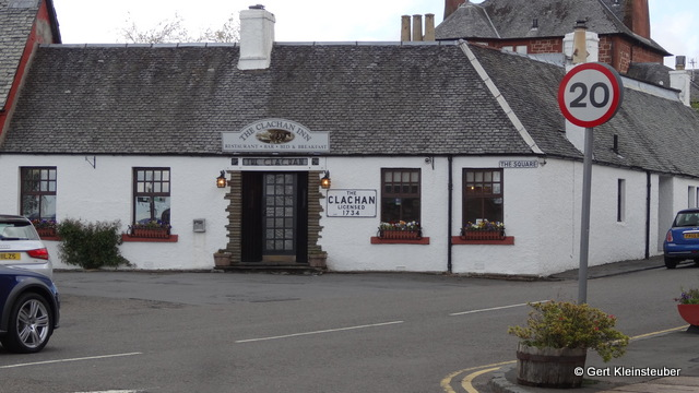 The Calachan, der älteste Pub Schottlands