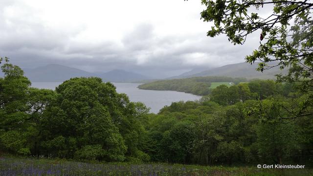 Blick vom Craigie Fort