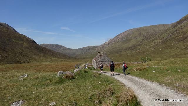 Ruine der Farm Tigh na Sleubhaich