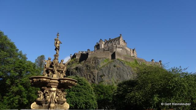 zwei Tage Edinburgh