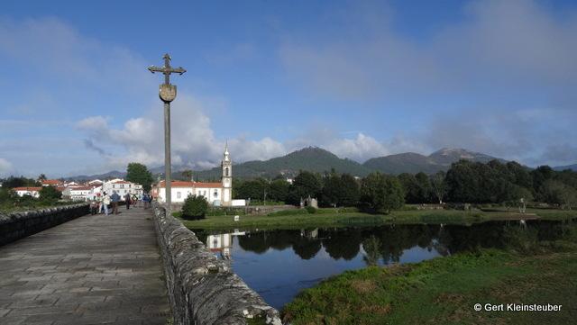 auf der Ponte de Lima
