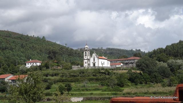 Kirche in Agualonga