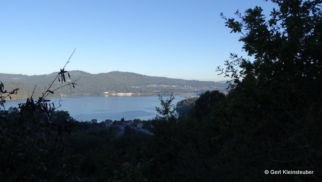 Blick zur Ria Vigo