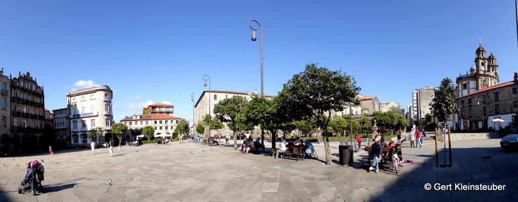 Praza da Ferreira