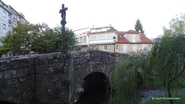 Brücke über den Rio Bermana