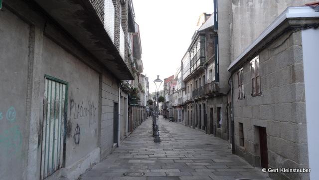 Der Weg aus Caldas de Reis