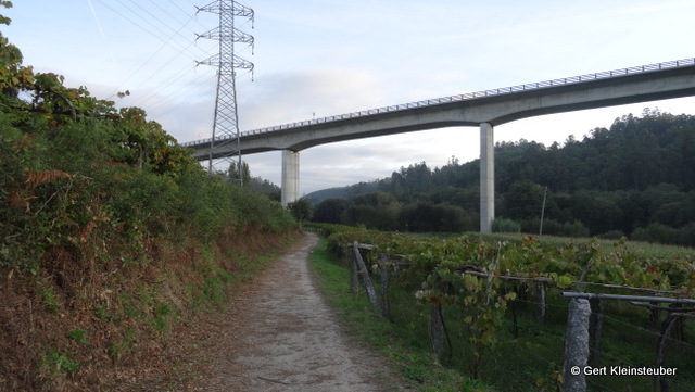 Viadukt der N550