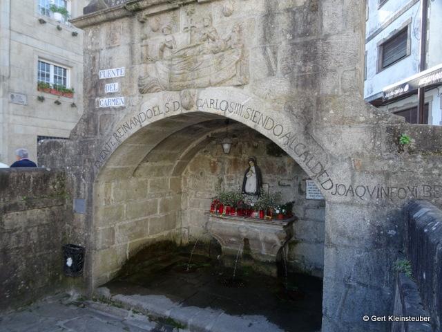 die Fuente del Carmen