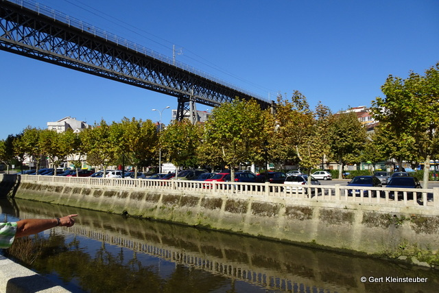 Viaducto de Pontevedra