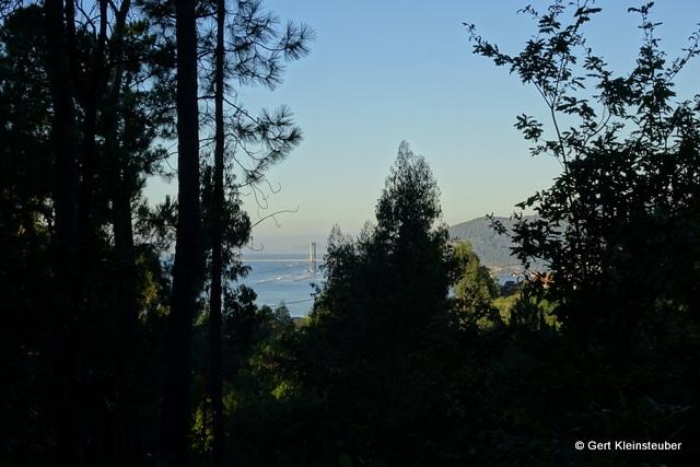 die Bucht von Vigo