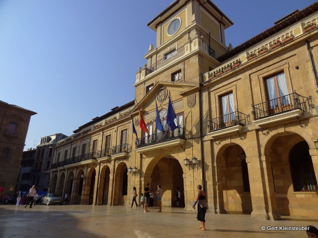 Rathaus von Oviedo